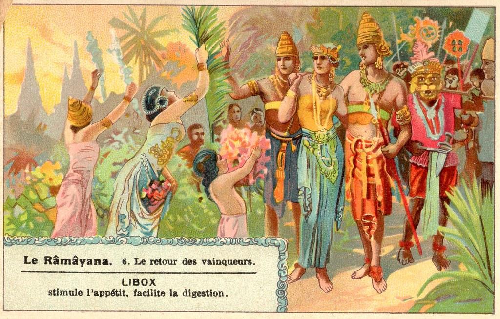 Ramayana the story